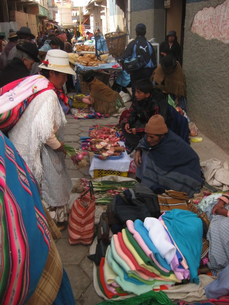 In diesem Foto steckt ganz viel Bolivien