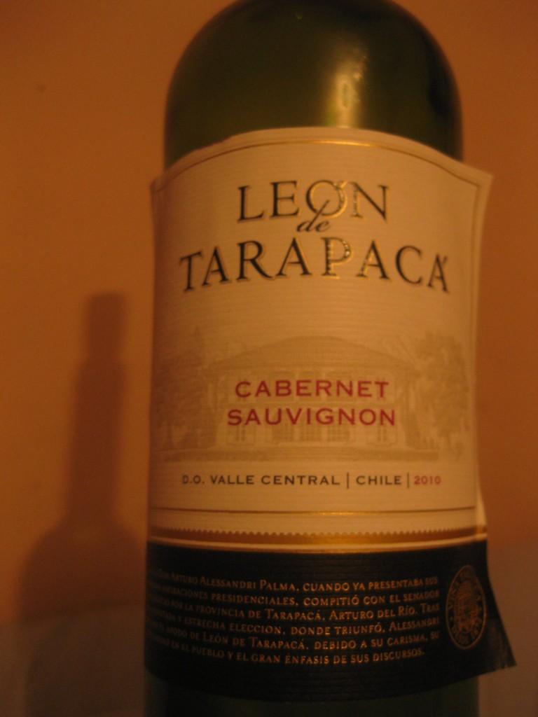 Lieblingswein aus meinem Lieblingsland in Südamerika. Dieser kostet nur ein paar Euro